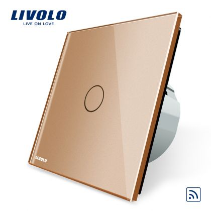 Intrerupator simplu wireless Livolo
